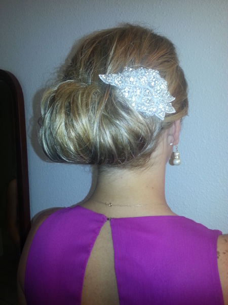 Hair by K. Chignon